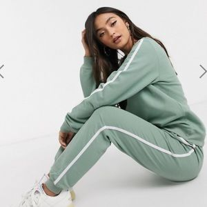 ✨MATCHING MINT SWEAT SET✨
